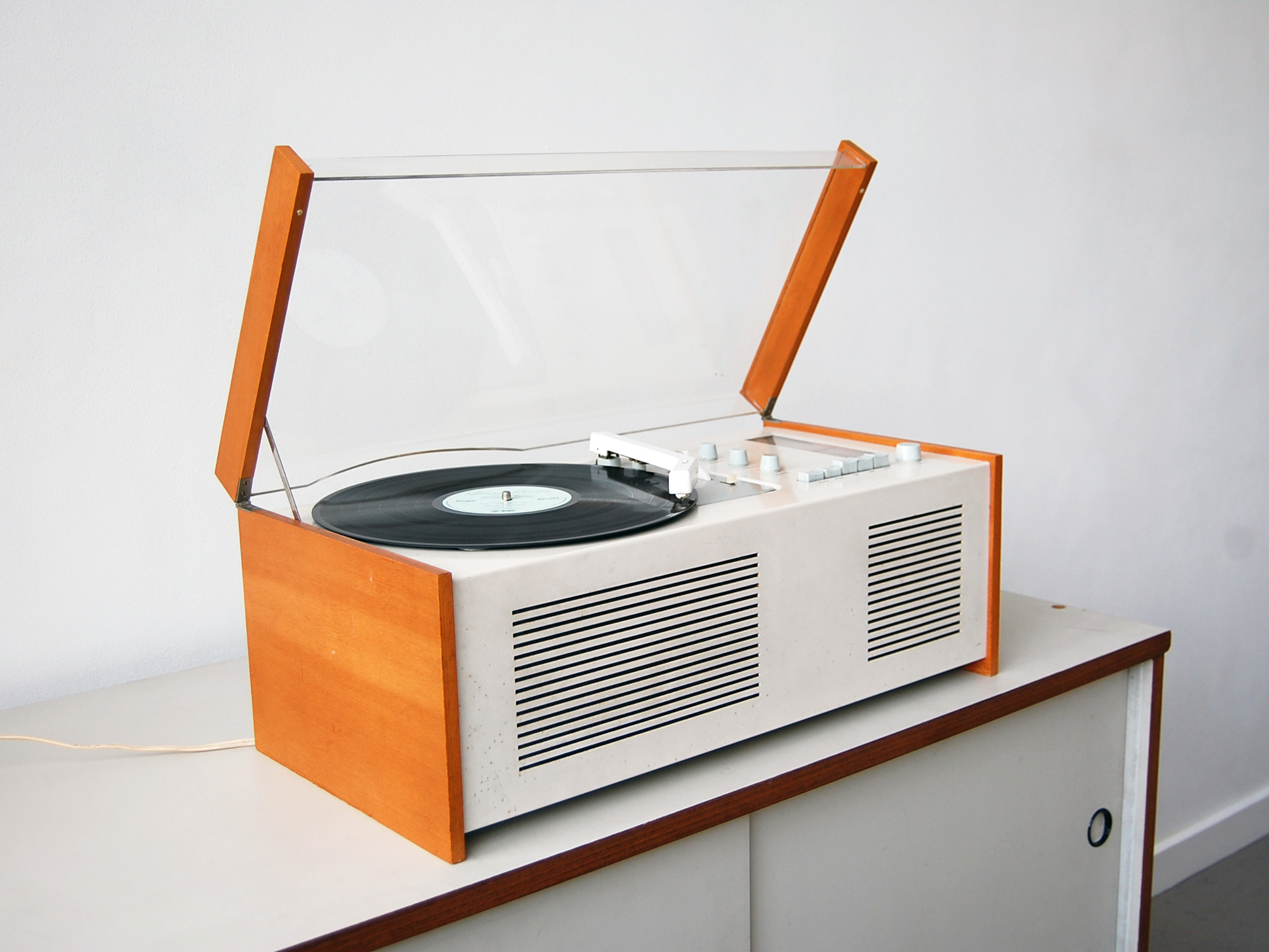 Hans Gugelot Dieter Rams Sk61 Braun 1961 Works Of Design